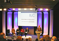 The Report on the 2007 ILC Global Alliance Annual Meeting and Relevant Events